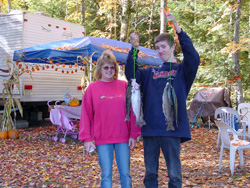 Fishing Derby at Northstar Campground